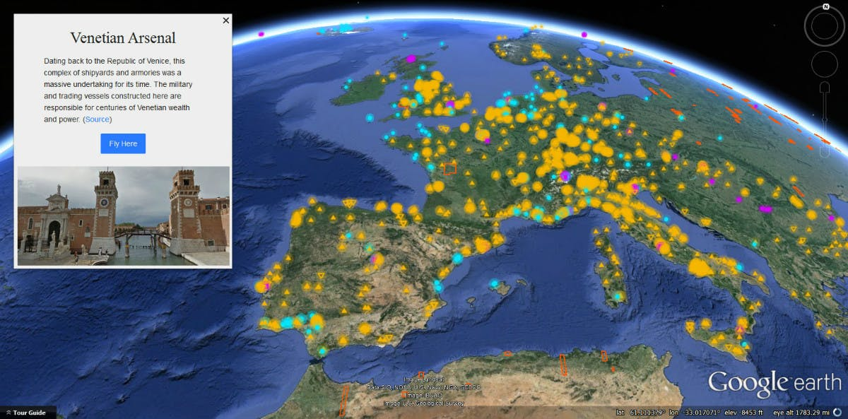 10 Jahre Google Earth: Virtueller Globus bekommt neue Features spendiert