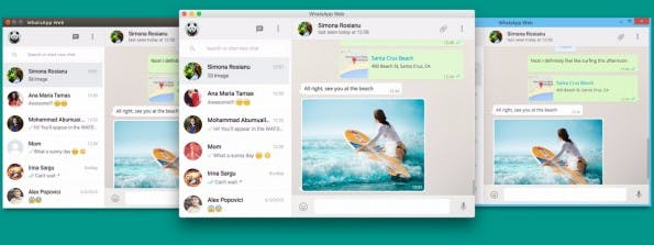 WhatsApp-Client für Linux, Windows und OS X. (Grafik: whatsapp-desktop.com)