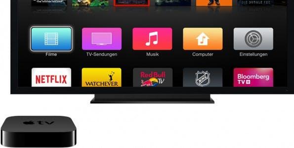 WWDC 2015: Auch eine neue Version des Apple TV könnte auf der Entwicklerkonferenz vorgestellt werden. (Grafik: Apple)