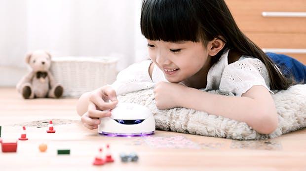 Vortex: Dieser niedliche Roboter bringt deinen Kids das Programmieren bei