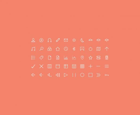 50 kostenlose icons