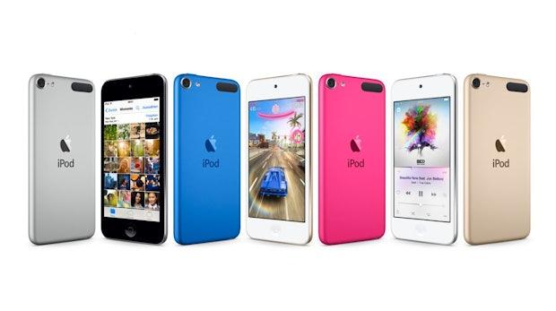Fast wie ein iPhone: Apple enthüllt die neuen iPods