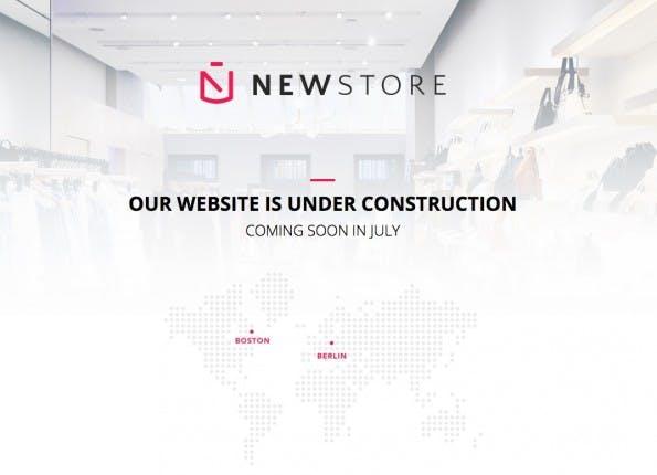(Screenshot: NewStore)