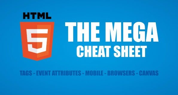 Cheat-Sheet für HTML5-Entwickler. (Grafik: MakeAWebsiteHub.com )