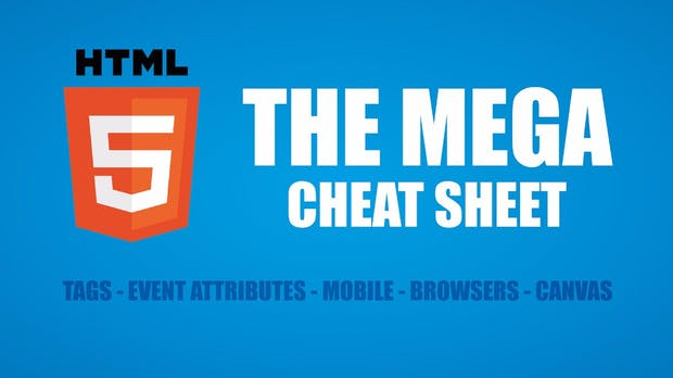 Cheat-Sheet für HTML5-Entwickler: Von wichtigen Tags bis zur Browser-Unterstützung