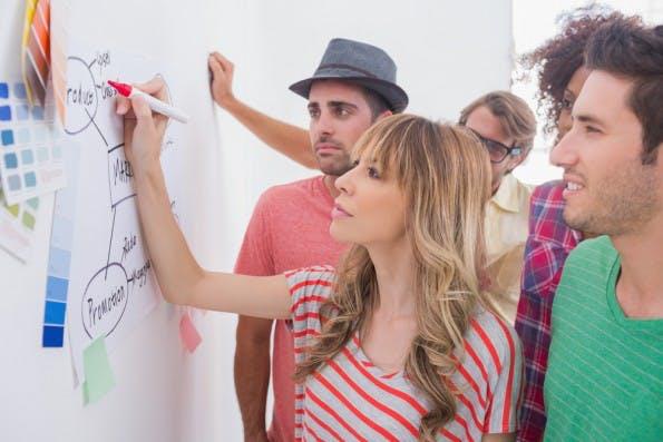 Methoden Kreativitaet Brainstorming