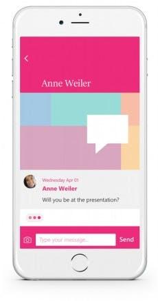 Microsoft will mit Send E-Mail- und Chat-Funktionen vereinen. (Bild: Microsoft)