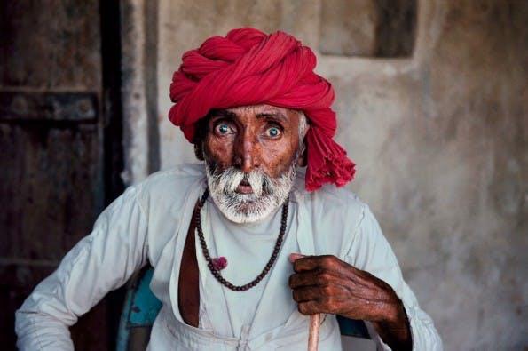 Perfekte Fotos: 6. Bild ausfüllen. (Screenshot: Cooperative of Photography. Original: Steven McCurry)