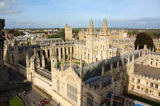 Universitäten-Überblick: Hier studiert die Tech-Elite Europas