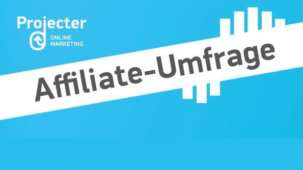 Affiliate-Umfrage 2015. (Screenshot: t3n)