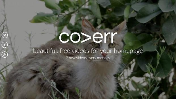 Coverr: Diese coolen Videos kannst du kostenlos als Homepage-Hintergrund einsetzen