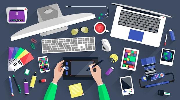 Kostenlose PSD-Vorlagen: 15 Button-Templates für deine Projekte