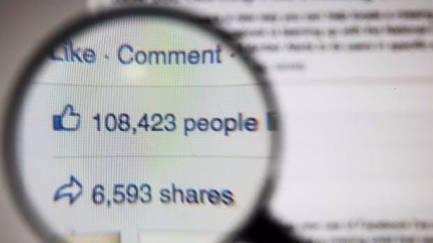 Facebook ohne Like-Zahl-Anzeige? Social Network will Nutzer vor Neid schützen
