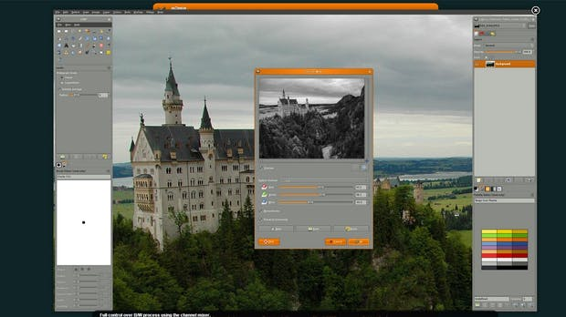 Gimp-Tutorials: 20 Quellen für den Einstieg in die Photoshop-Alternative