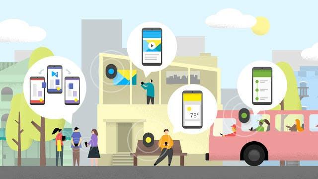 """Open-Source-Konkurrenz für Apples iBeacon: Google stellt sein Projekt """"Eddystone"""" vor"""