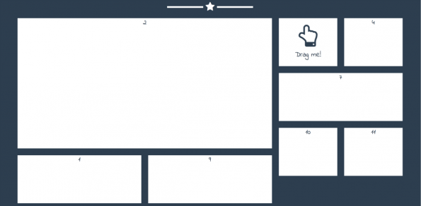 Gridstack jQuery