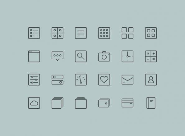 kostenlose icons 3
