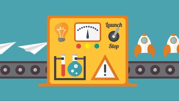 Lean Launch? Läuft! Der flüssige Weg zum eigenen Produkt