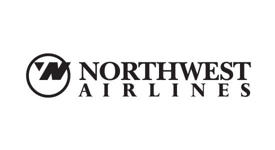 Das Logo von Northwest Airlines existiert nach dem Kauf durch Delta Airlines nicht mehr. (Logo: Northwest Airlines)