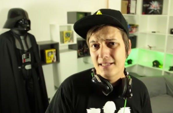 Deutschlands bekanntester YouTuber LeFloid. (Screenshot: LeFloid / YouTube)
