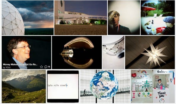 Fotografen können zwar auf Plattformen wie flickr oder 500px zurück greifen, ein dediziertes Online-Portfolio ist aber ratsam. (Foto: flickr / est0al)