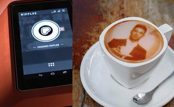 Ripple Maker: Dieser Kaffee-Drucker macht Baristas arbeitslos