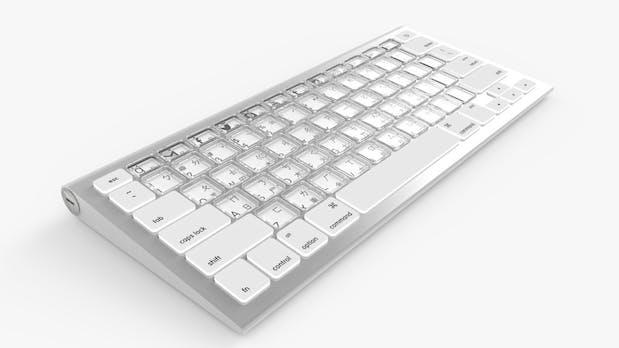Nie wieder Shortcuts vergessen: Dieses Keyboard passt sich genau an eure Bedürfnisse an