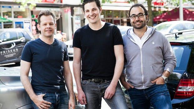 Softbank investiert 460 Millionen Euro in Berliner Startup Auto1