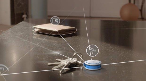 Verpeilt? Kein Problem! Mit diesem Gadget vergesst ihr nie wieder Schlüssel, Smartphone & Co.