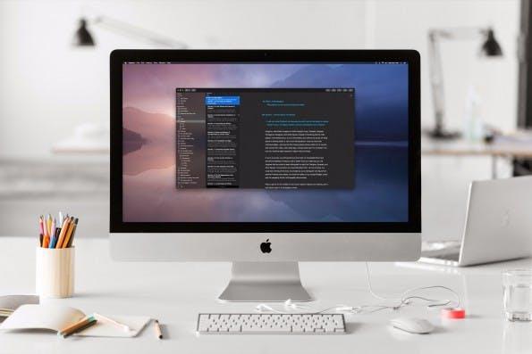 Ulysses 2.1: Das Update für die Mac- und die iPad-Version bringt einige neue Funktionen mit. (Foto: the Soulmen)