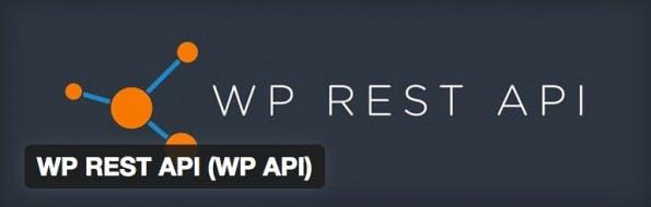 WordPress WP REST API Plugin (Grafik: wordpress.org)