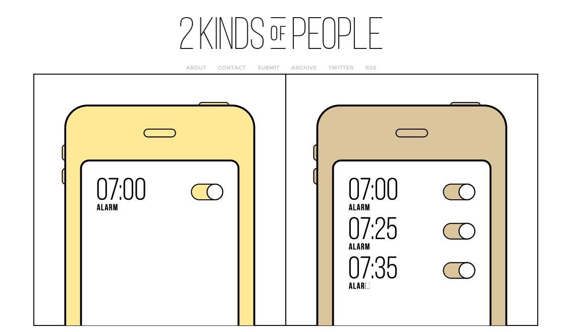 Es gibt nur 2 Sorten von Menschen auf der Welt – Welcher bist du? [Bildergalerie]