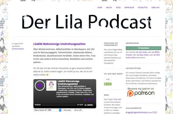Lila Podcast