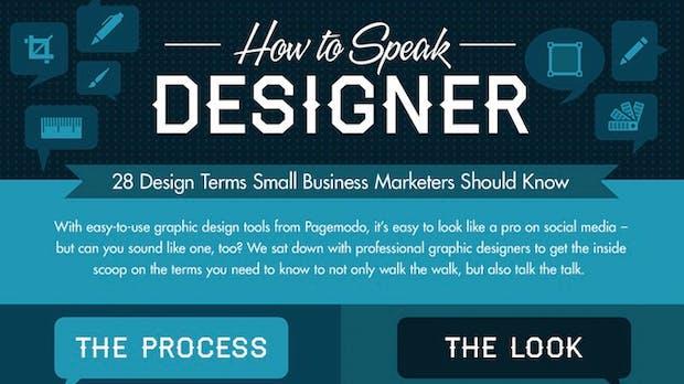 Infografik: Diese Design-Fachbegriffe sollten auch Marketer kennen
