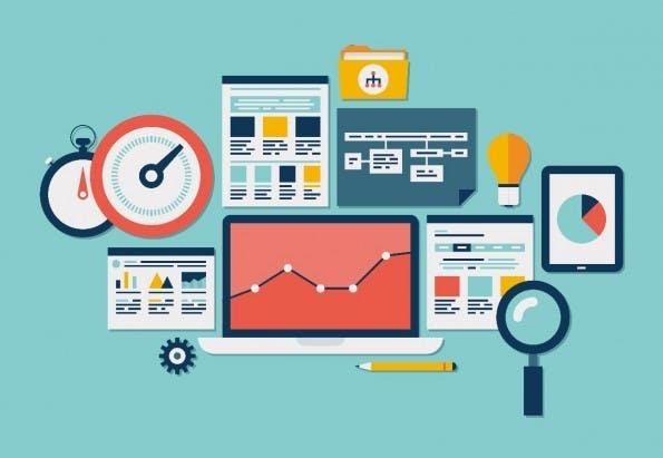 Erfolgreiches Content-Marketing beginnt bei der Recherche von Themen, benötigt Know-how bei der Produktion und hört bei der Erfolgsanalyse auf. (Bild: Bloomua / Shutterstock.com)