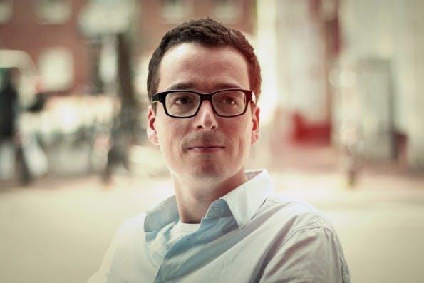 Gunnar Stenzel ist Gründer von Skjlls, einer Gehaltsvergleichsplattform, die auf Crowdsourcing aufbaut. (Foto: Skjlls)