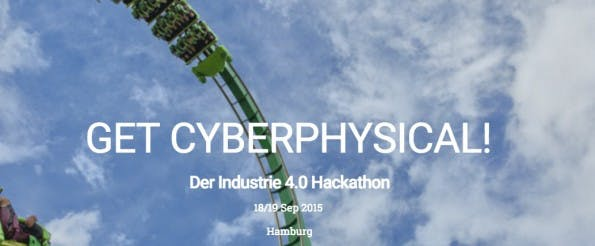Hackathon uebersicht get cyberphysical