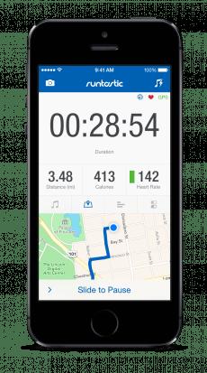 Runtastic gehört zu den führenden Anbietern mobiler Apps zur Messung von Sport- und Fitnessdaten. (Bild: Runtastic)