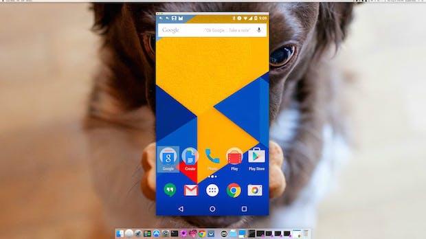 Android-Geräte auf dem Desktop spiegeln: Vysor funktioniert mit OS X, Windows und Linux