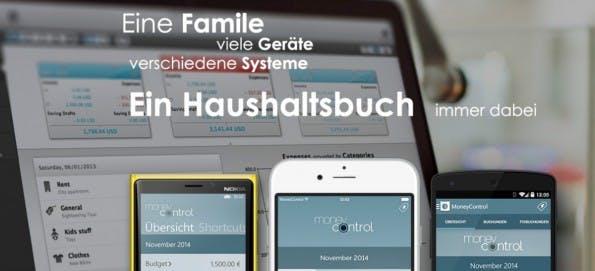 Moneycontrol gehört zu den bekannteren Budget-Apps. (Screenshot: Mobiware)