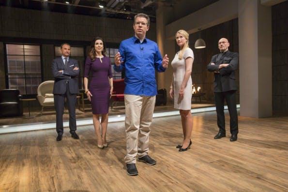 Neue Staffel mit teils neuer Jury: Neben Frank Thelen, Jochen Schweizer und Judith Williams investieren künftig auch Ralf Dümmel und Carsten Maschmeyer im TV. (Foto: Vox)