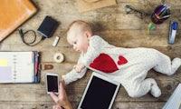 Wie Kinder die Karriere verändern können