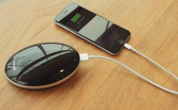 Keezel sorgt für sicheres VPN und Akku-Versorgung. (Bild: Keezel/Indiegogo)
