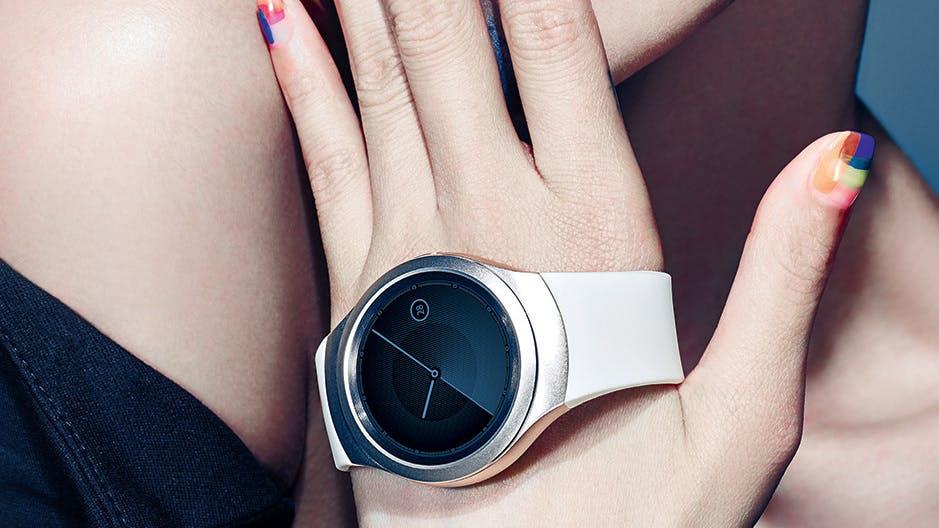 Geht doch: Gear S2 könnte Samsungs schickste Smartwatch werden