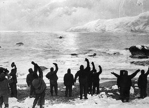 Was Gründer von einer Antarktis-Expedition von vor 100 Jahren lernen können