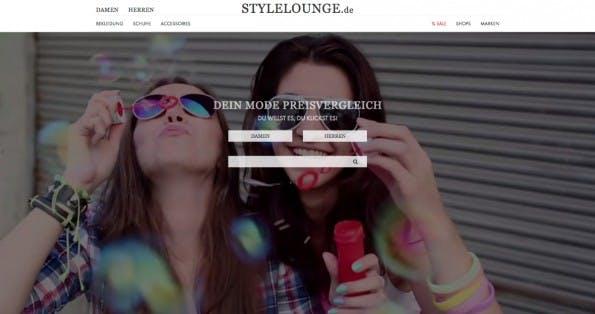 Startup-News: Stylelounge erhält eine Finanzierung in Höhe von 2,3 Millionen Euro.