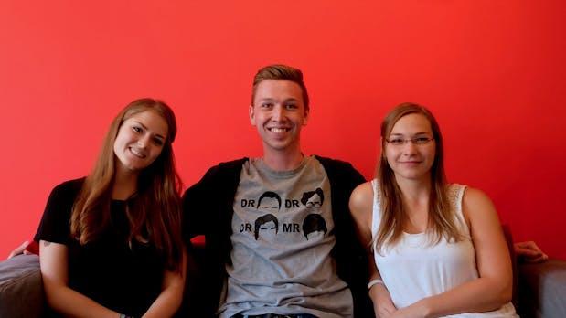 Moin! Wir begrüßen 3 neue Kollegen bei t3n