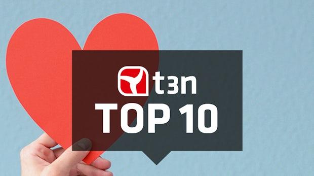 Die 10 beliebtesten Artikel der Woche: Viel arbeiten kontra erfolgreich arbeiten, Whatsapp, iOS, DSGVO