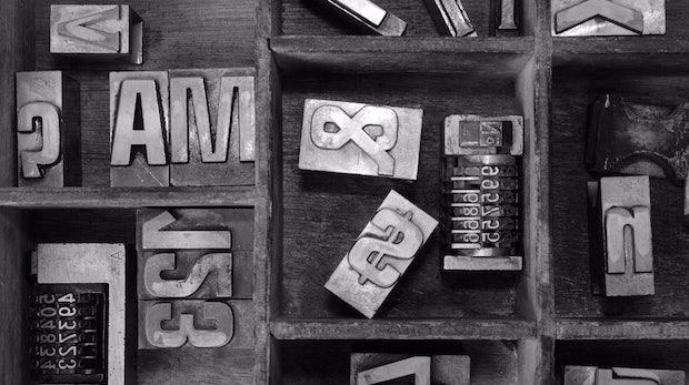 Typografie für Dummköpfe: 18 Regeln für den Einsatz von Texten