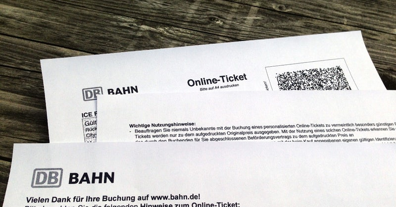 das online ticket der deutschen bahn oder wie man fast 4. Black Bedroom Furniture Sets. Home Design Ideas
